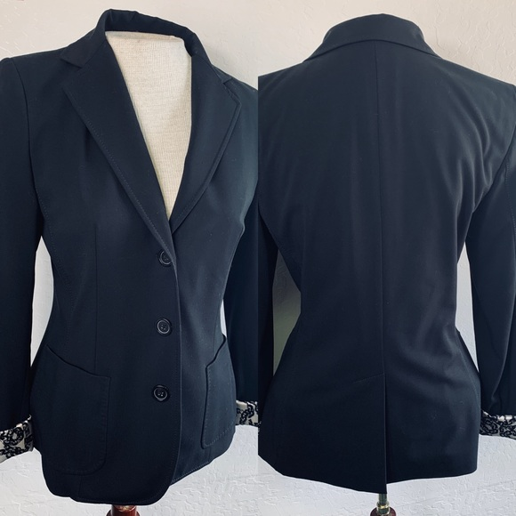 Elie Tahari Jackets & Blazers - Ellie Tahari Black Suit Jacket with Pants